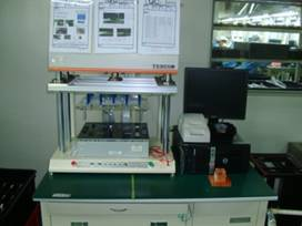 ICT measuring machine